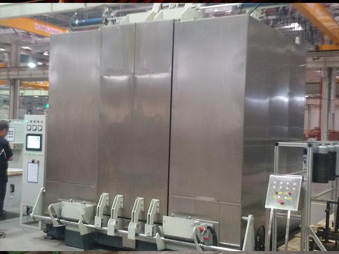Rotary equipment electric resistance furnace (SEW-EURODRIVE (China) Holding Co., Ltd)