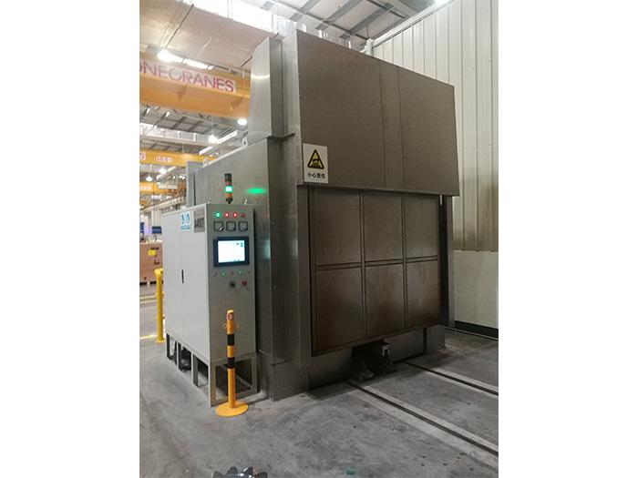 Electric Resistance Bogie-hearth Furnace (SEW-EURODRIVE (China) Holding Co., Ltd)